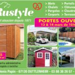 Portes ouvertes Rustyle mars 2021