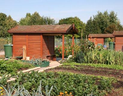 Abri jardin collectif Alsace