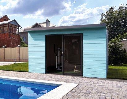 Abri de piscine Alsace