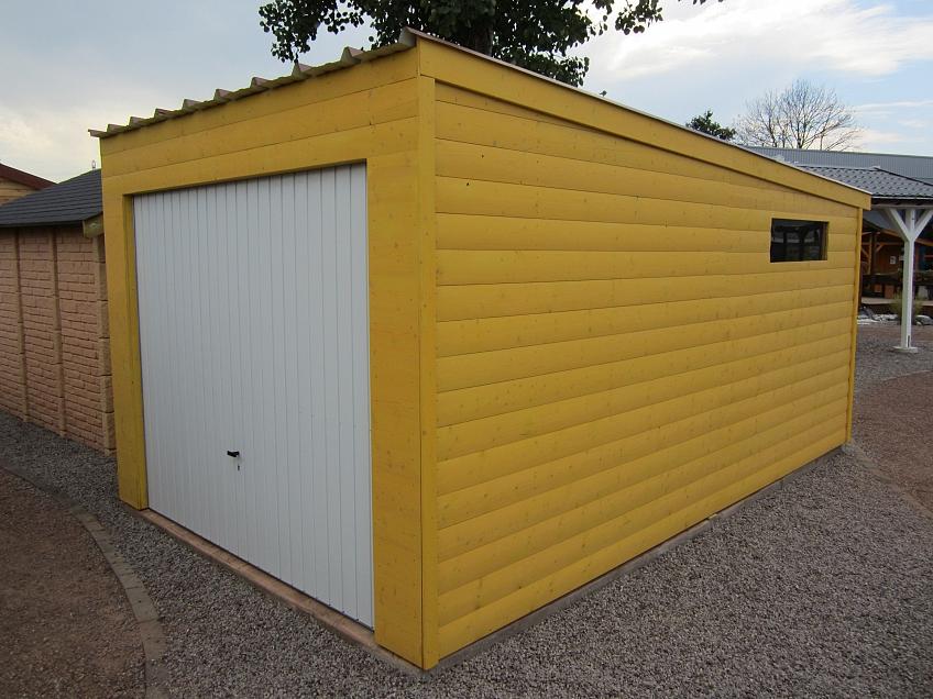 Garage Sedan fabriqué en Alsace