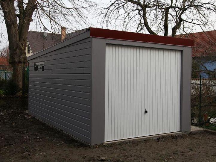 Fabricant garage Alsace
