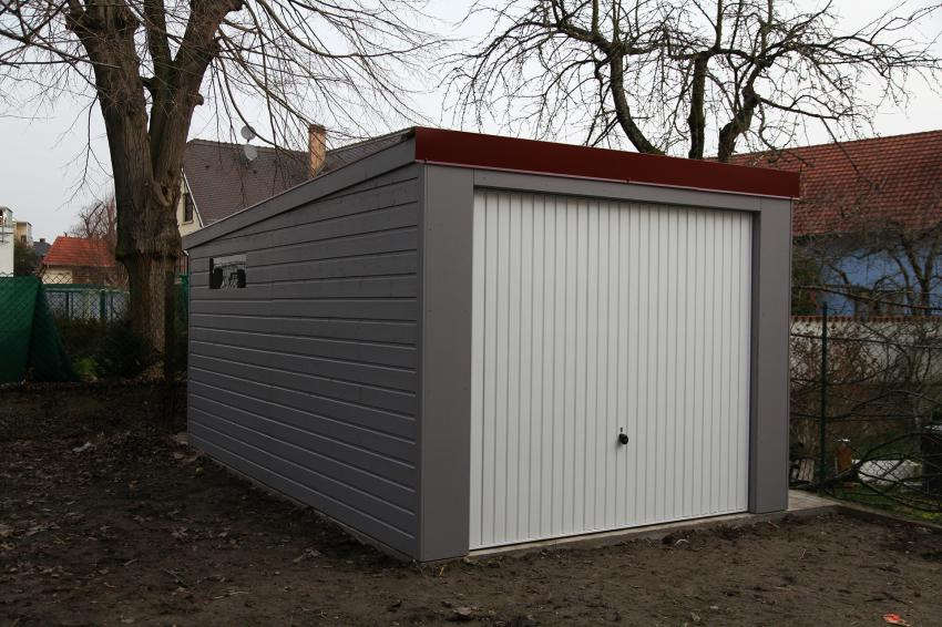 Fabricant garage Alsace