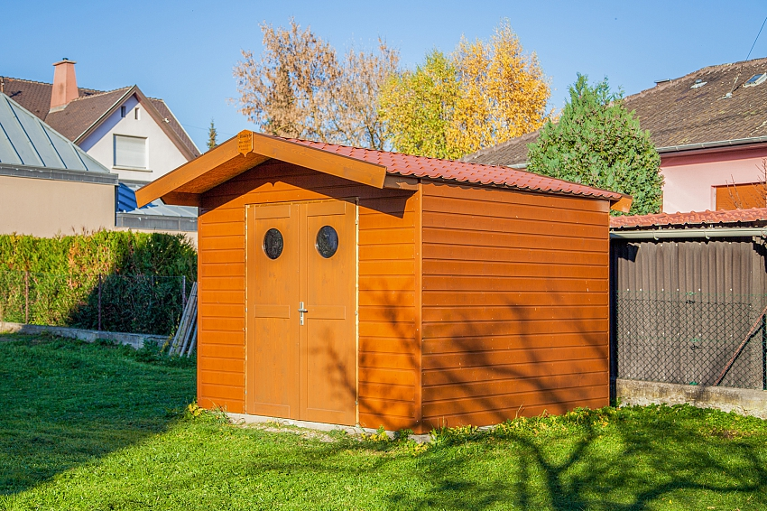 Abri de jardin Metz