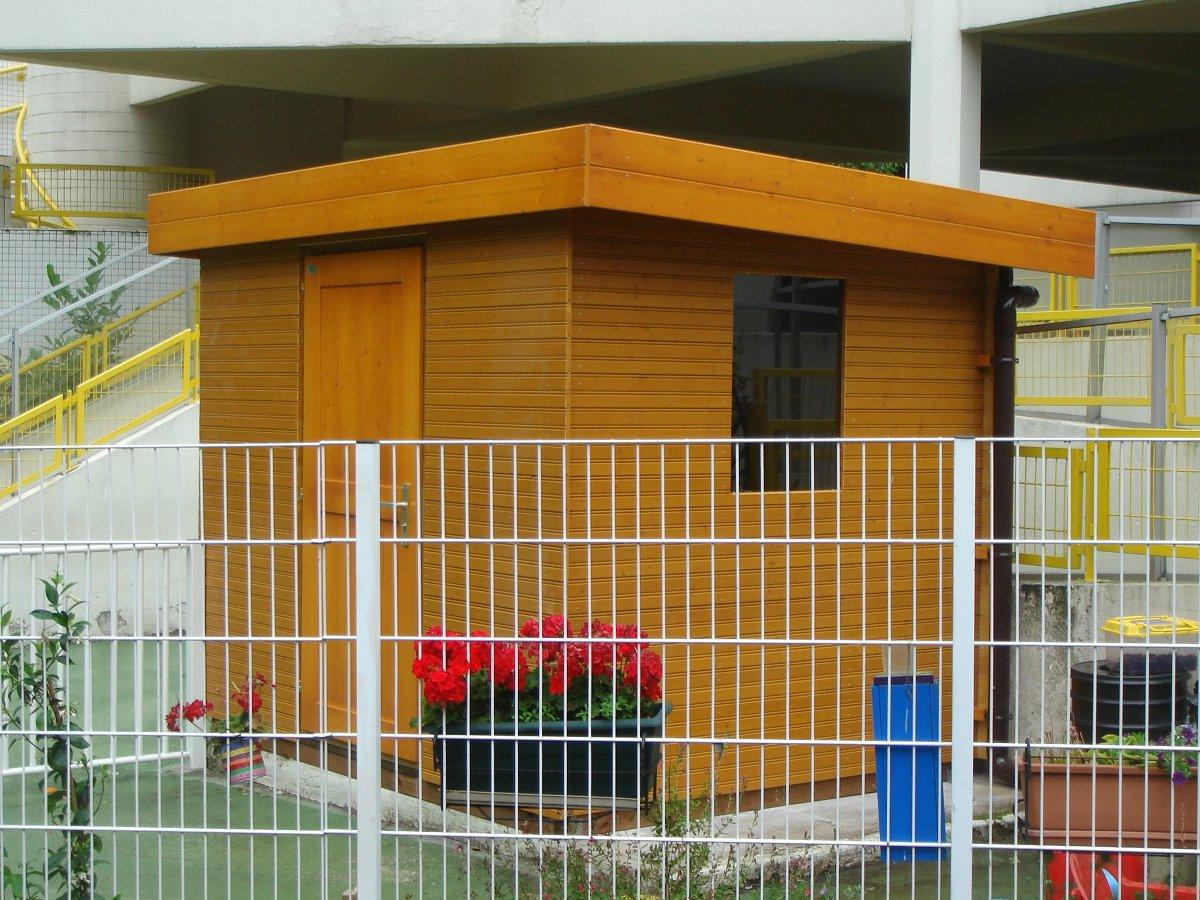 Abri de jardin multifonction Alsace