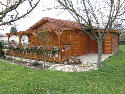 Chalet habitation sur mesures pour gite ou résidence secondaire
