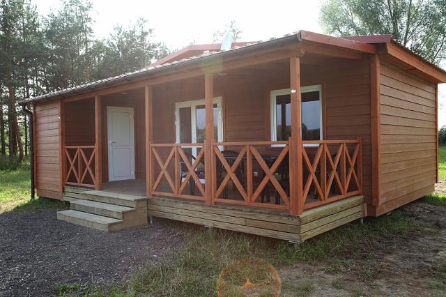Chalet habitation pour gite ou résidence secondaire