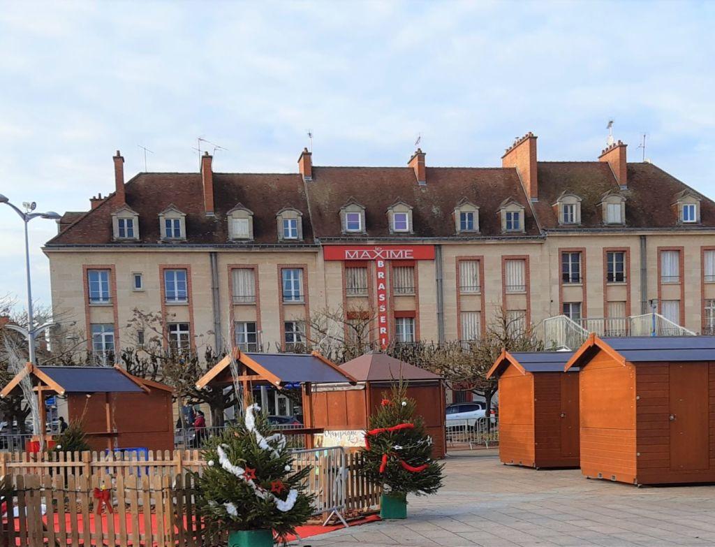 Chalet Marché de Noël de Vitry le François