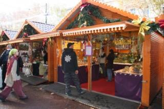 Chalet boutique Noël Avignon