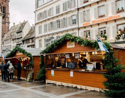 Chalet de Noël vente location
