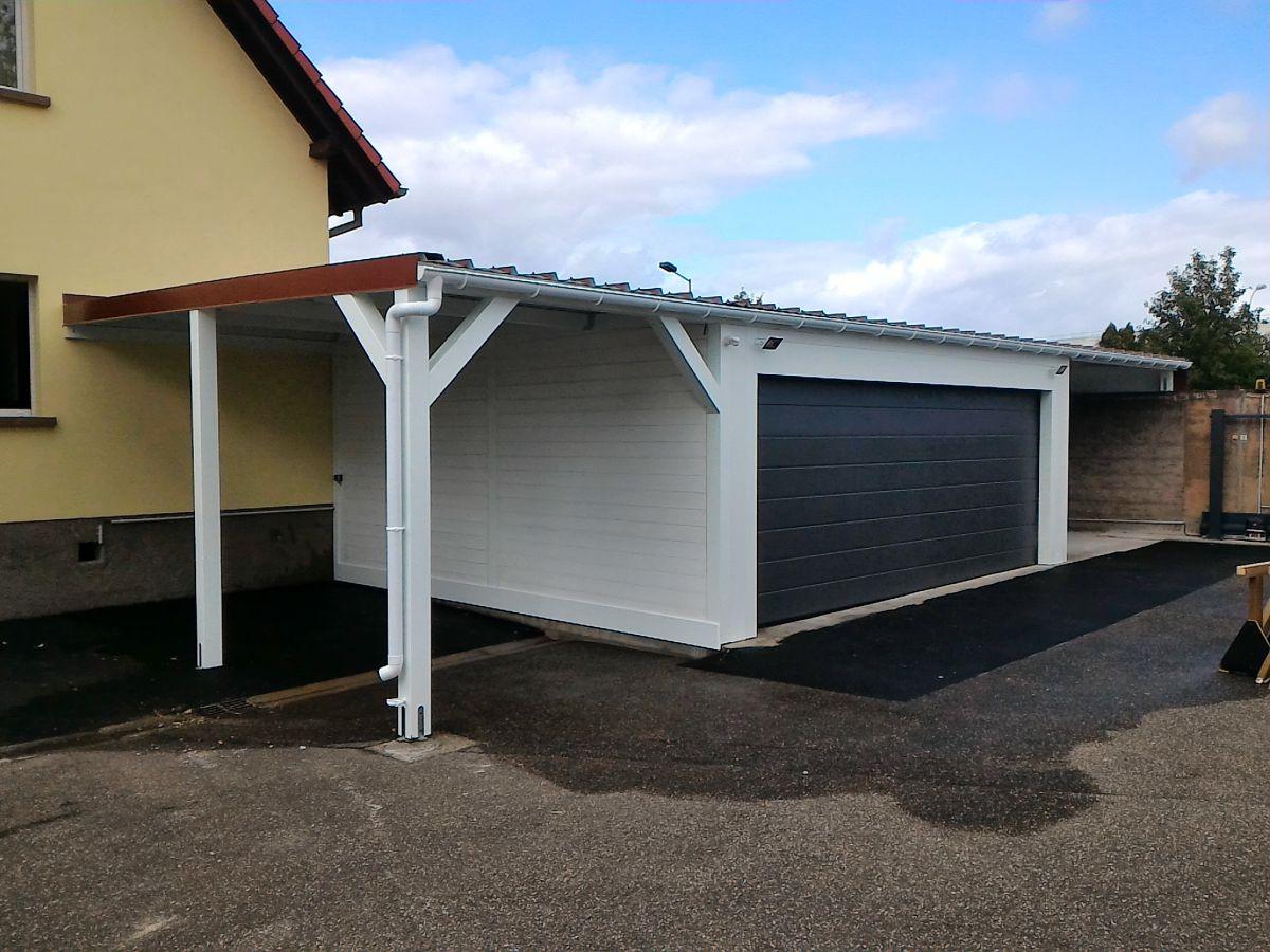 Fabricant Garage sur mesure Alsace