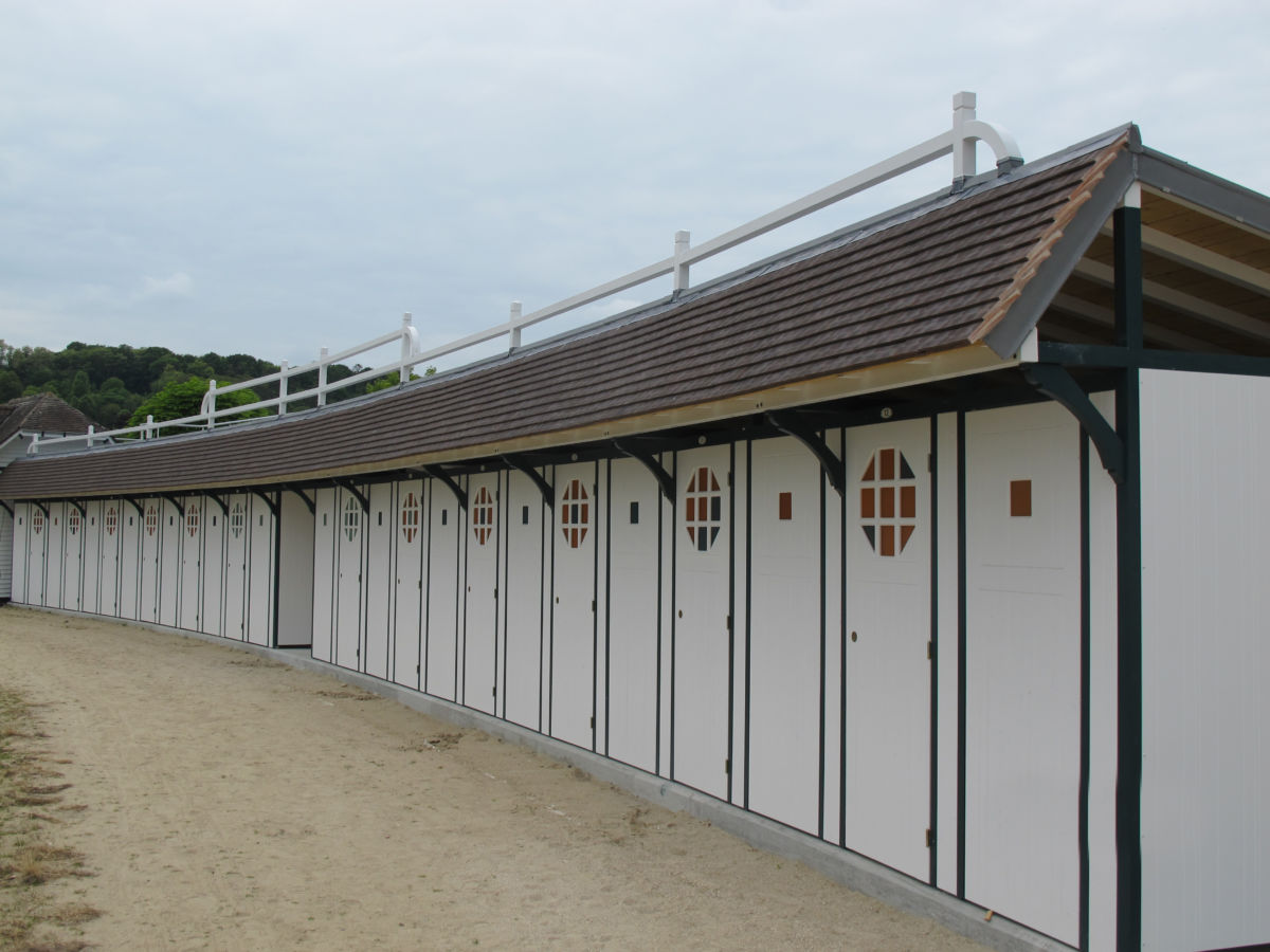 Fabrication Cabines de plage sur mesures