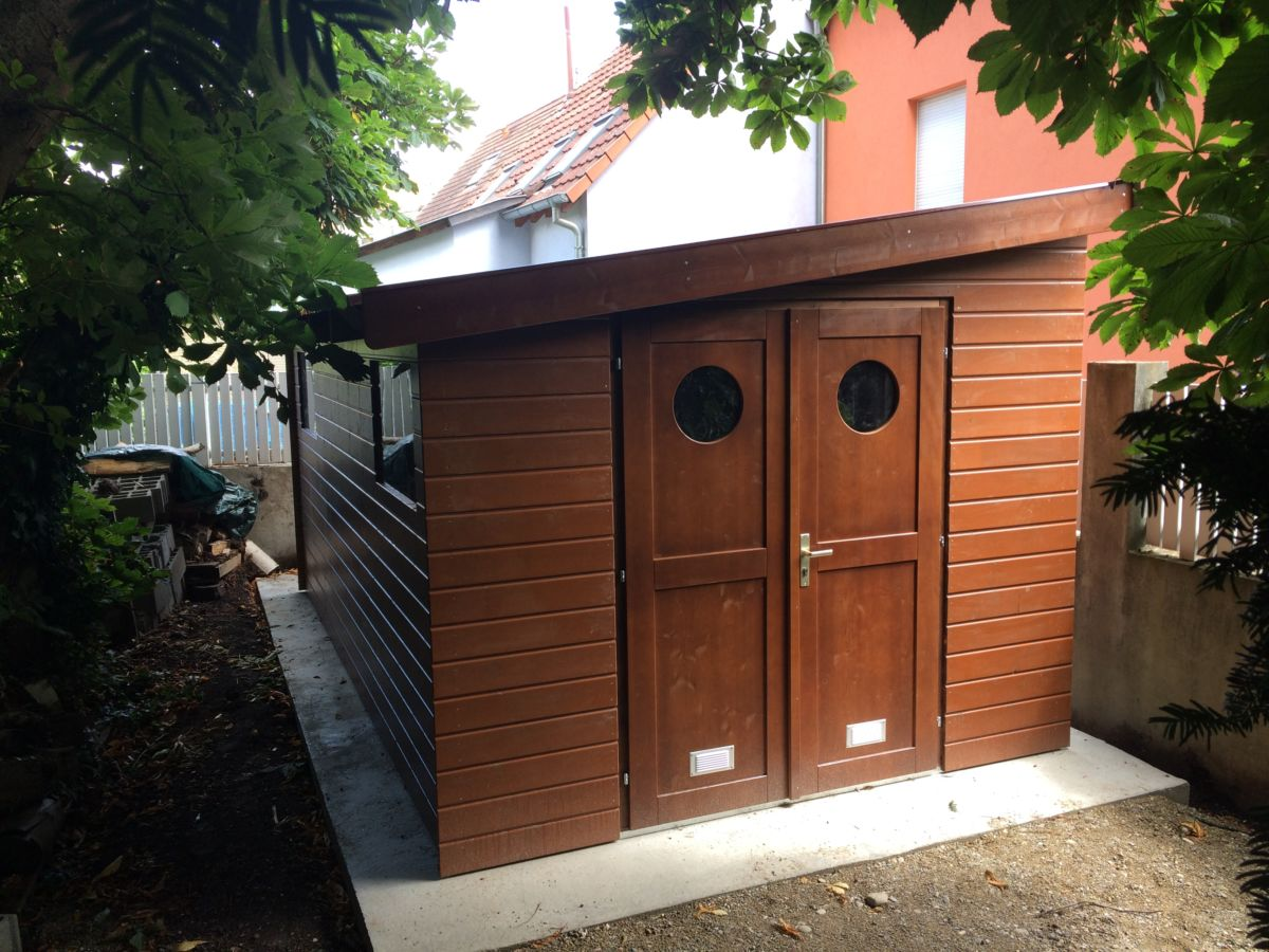 Garage sur mesure Alsace