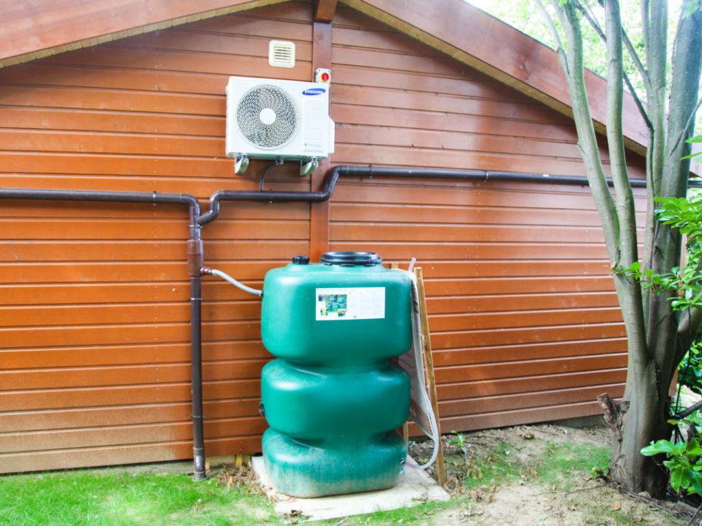 Vente récupérateur d'eau Alsace