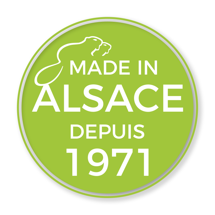 Made in Alsace depuis 1971