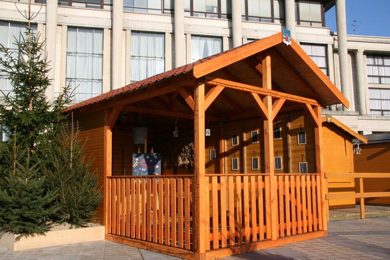 Structure couverte